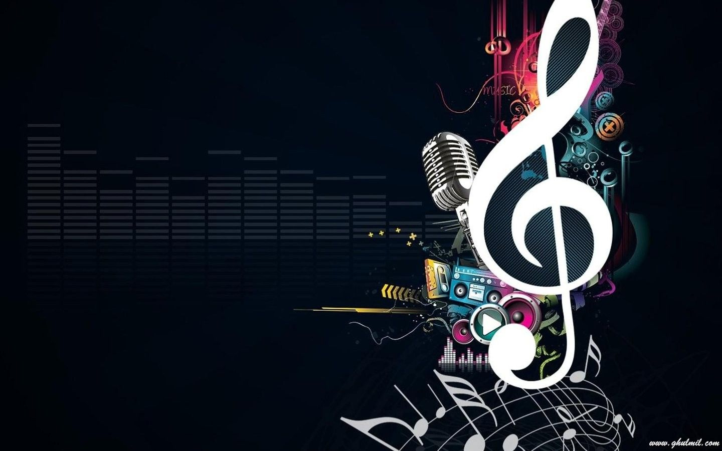 Wallpapers Ringtones Musics Wallpaper