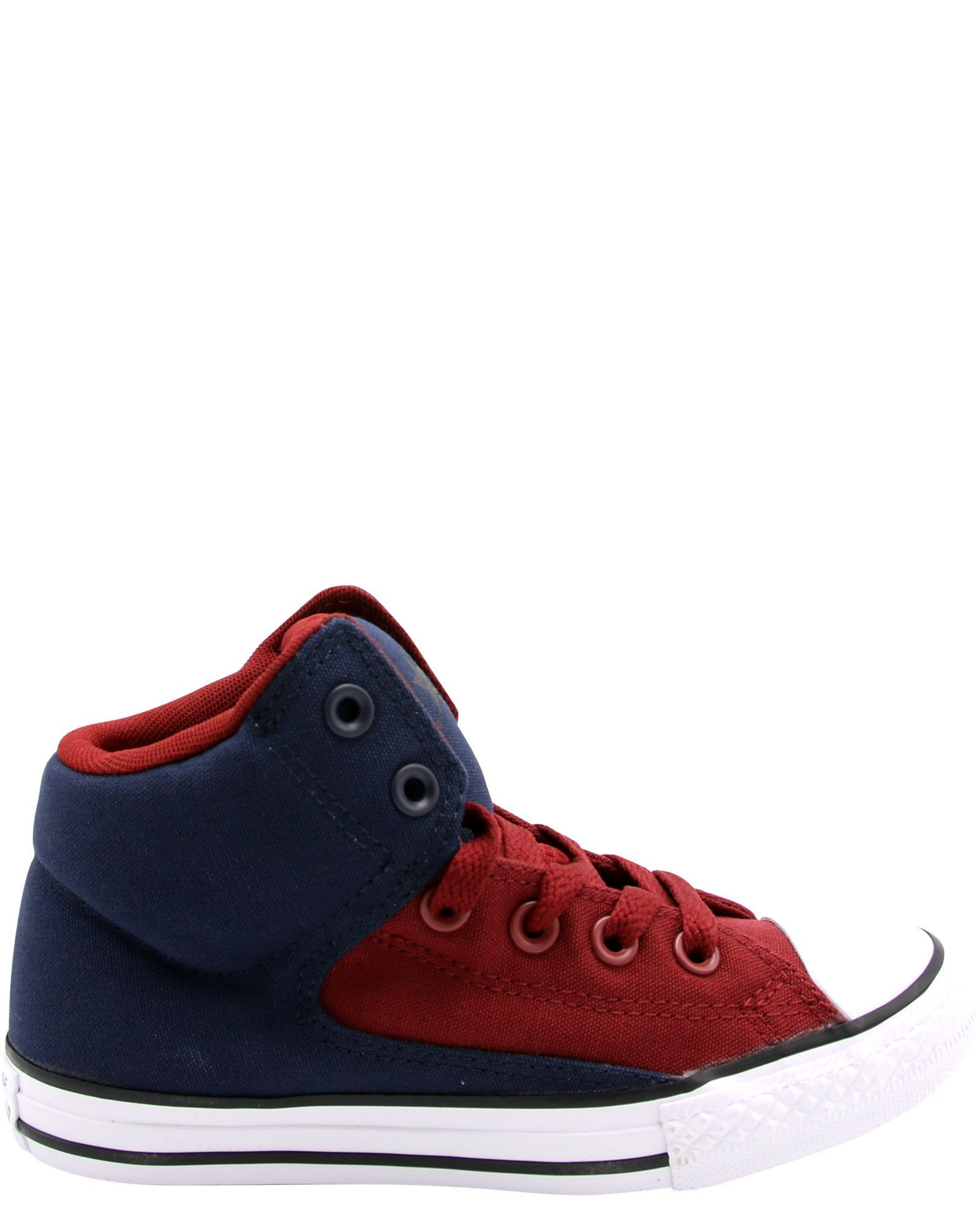 779b74e766dc Converse - Boy s Ct As High Street Sneakers (Big Kid)- Obsidian Red White