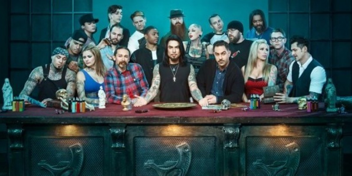 Why Dave Navarro's 'Ink Master' Is the Most Incredible