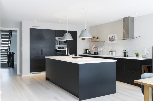 kjøkken: Finn ditt drømmekjøkken - KK.no  House  Pinterest