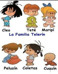 Familia Terelín