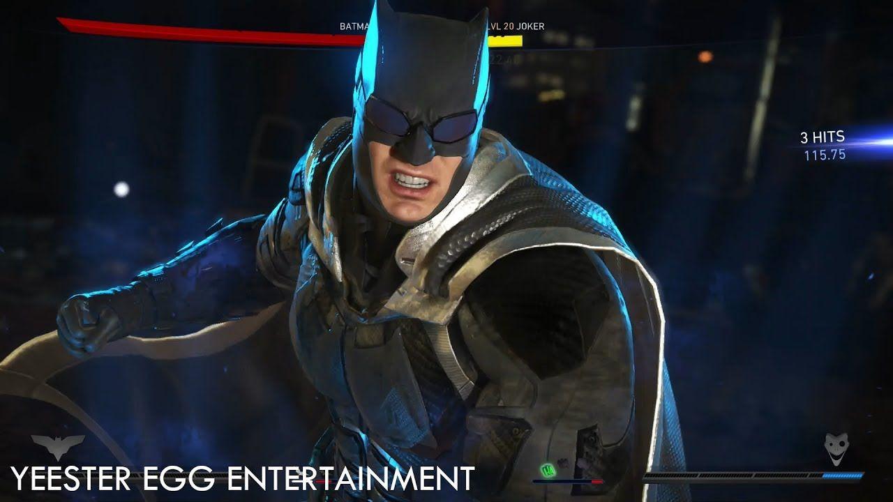 Injustice 2 Batman Justice League Movie Gear Set Justice League Foun Injustice 2 Batman Justice League Injustice 2