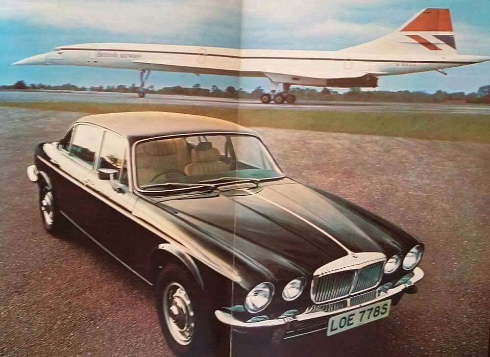 Series 2 Daimler Sovereign Jaguar Daimler Jaguar Automobile