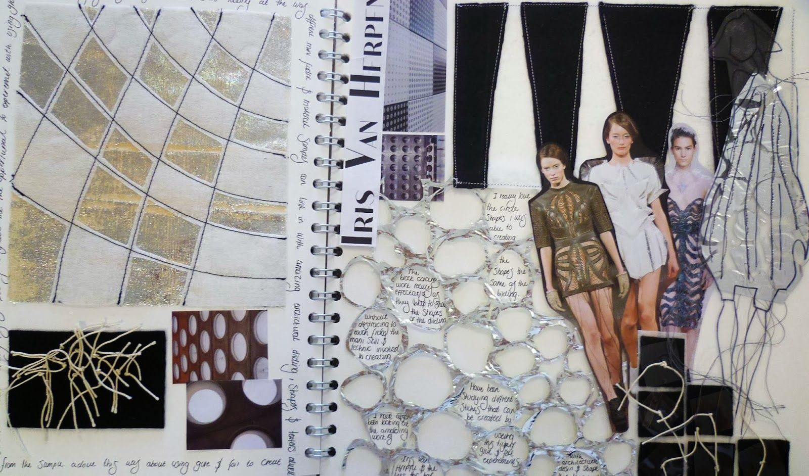fashion design research A fashion designer is someone who loves to study fashion trends, sketch designs, select materials, and have a part in all the production aspects of their designs.
