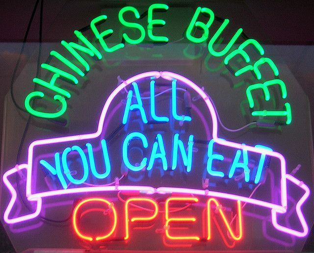 Neon Chinese Buffet Sign Neon Signs Buffet Signs Love Neon Sign