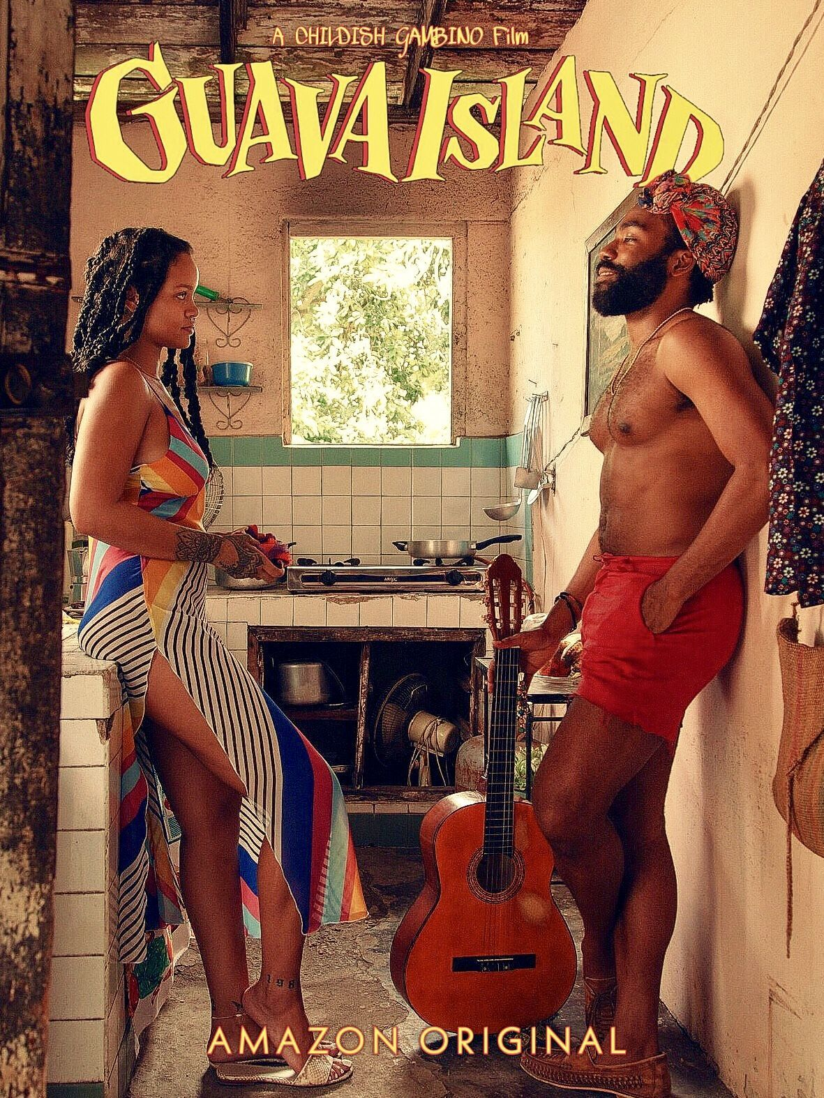 Guava Island Movie Review Island movies, Donald glover