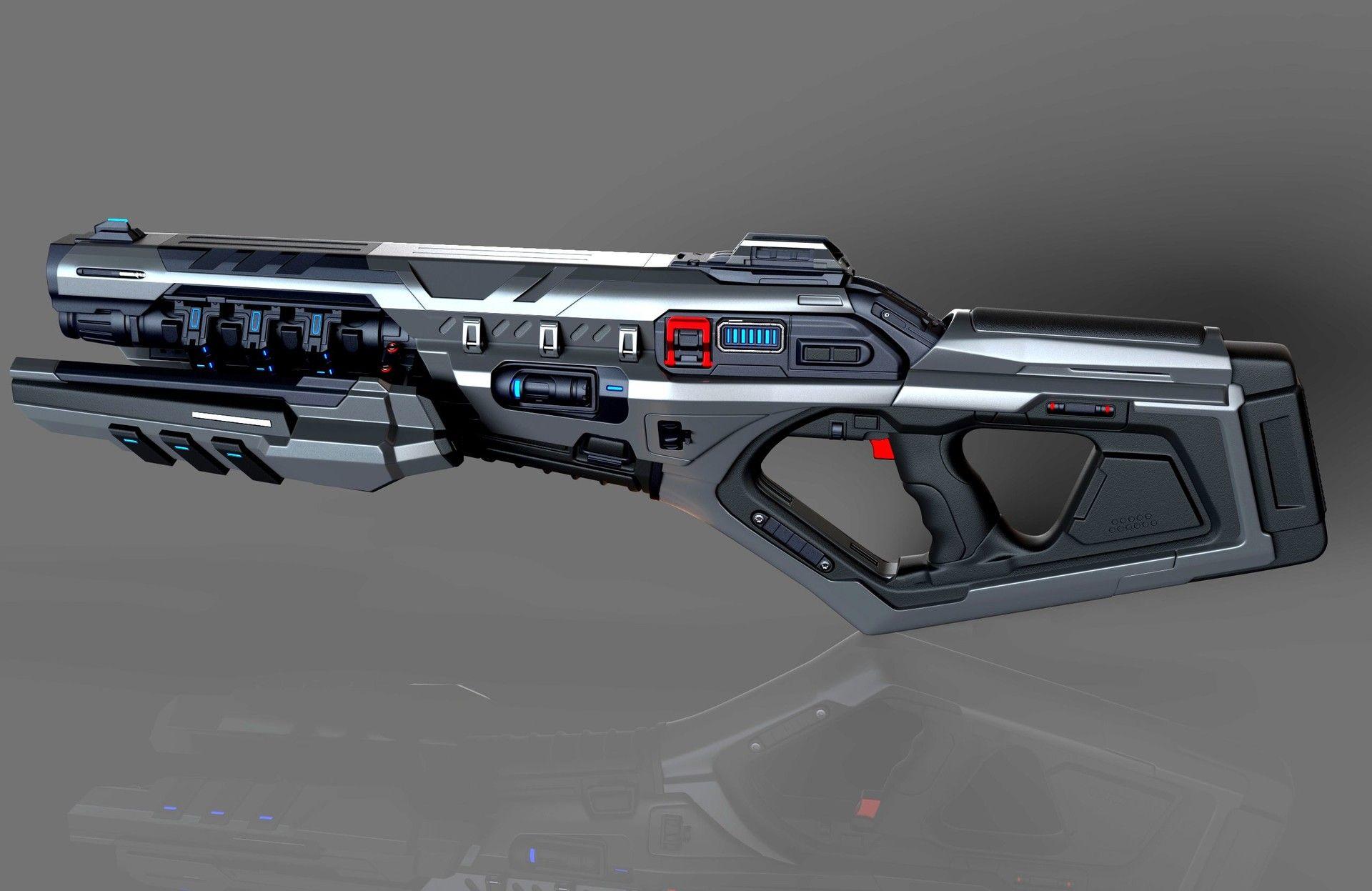 Dewalt AR-15 nail gun. Can nail a 6-D nail through a 2x4 at 200 yard ...