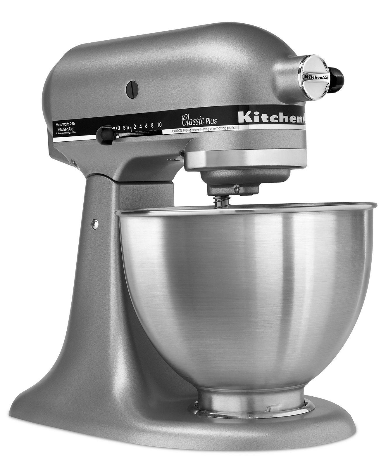 Ksm75sl 45 qt classic plus stand mixer pinterest