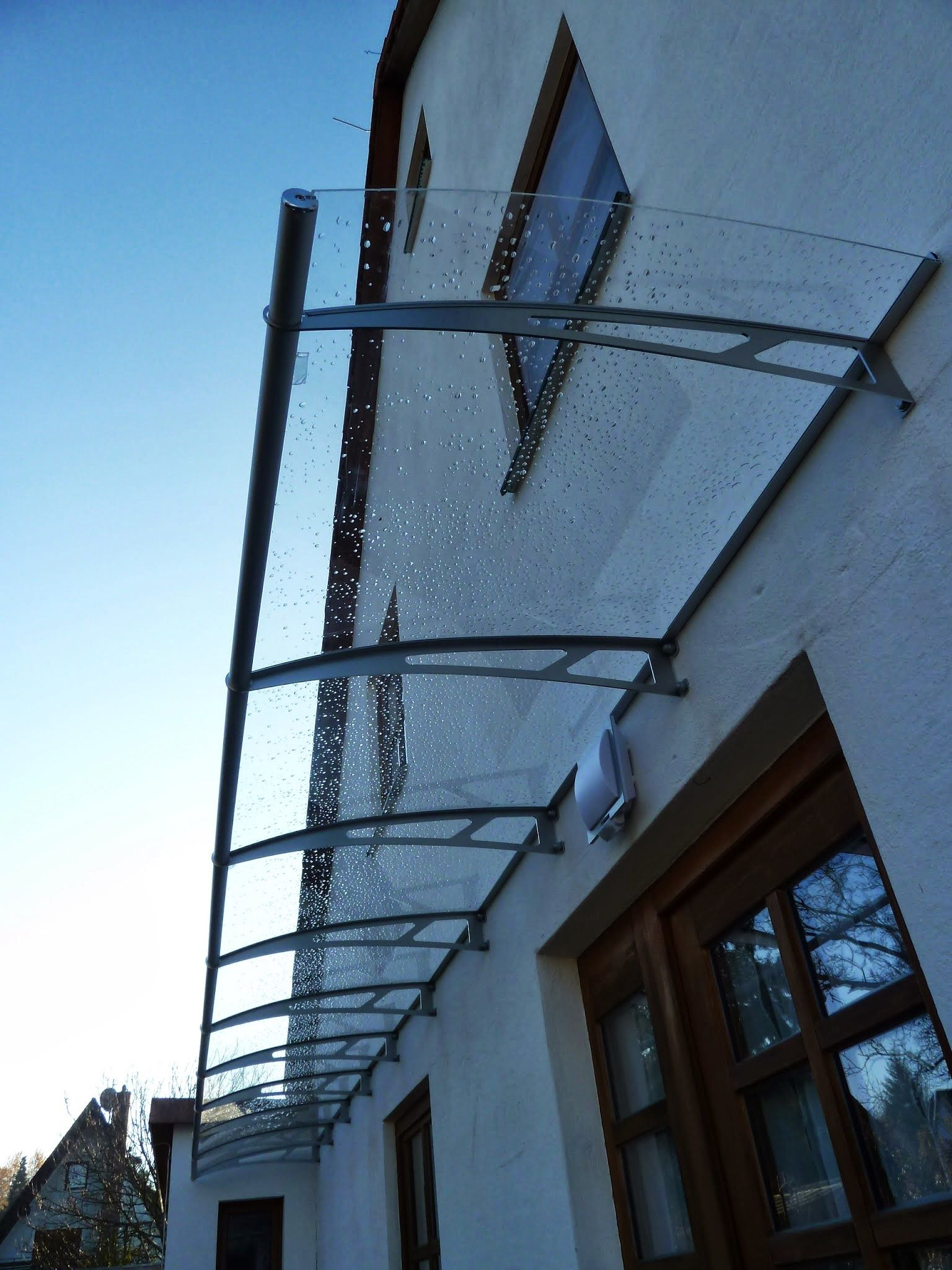 Lightline Modulare Vordach System L Door Canopy Canopy