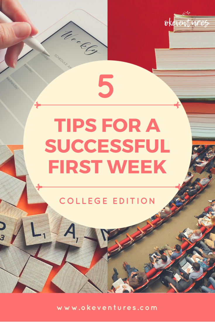 College Week: 5 Tips From a Real Student On What to Wear toClass
