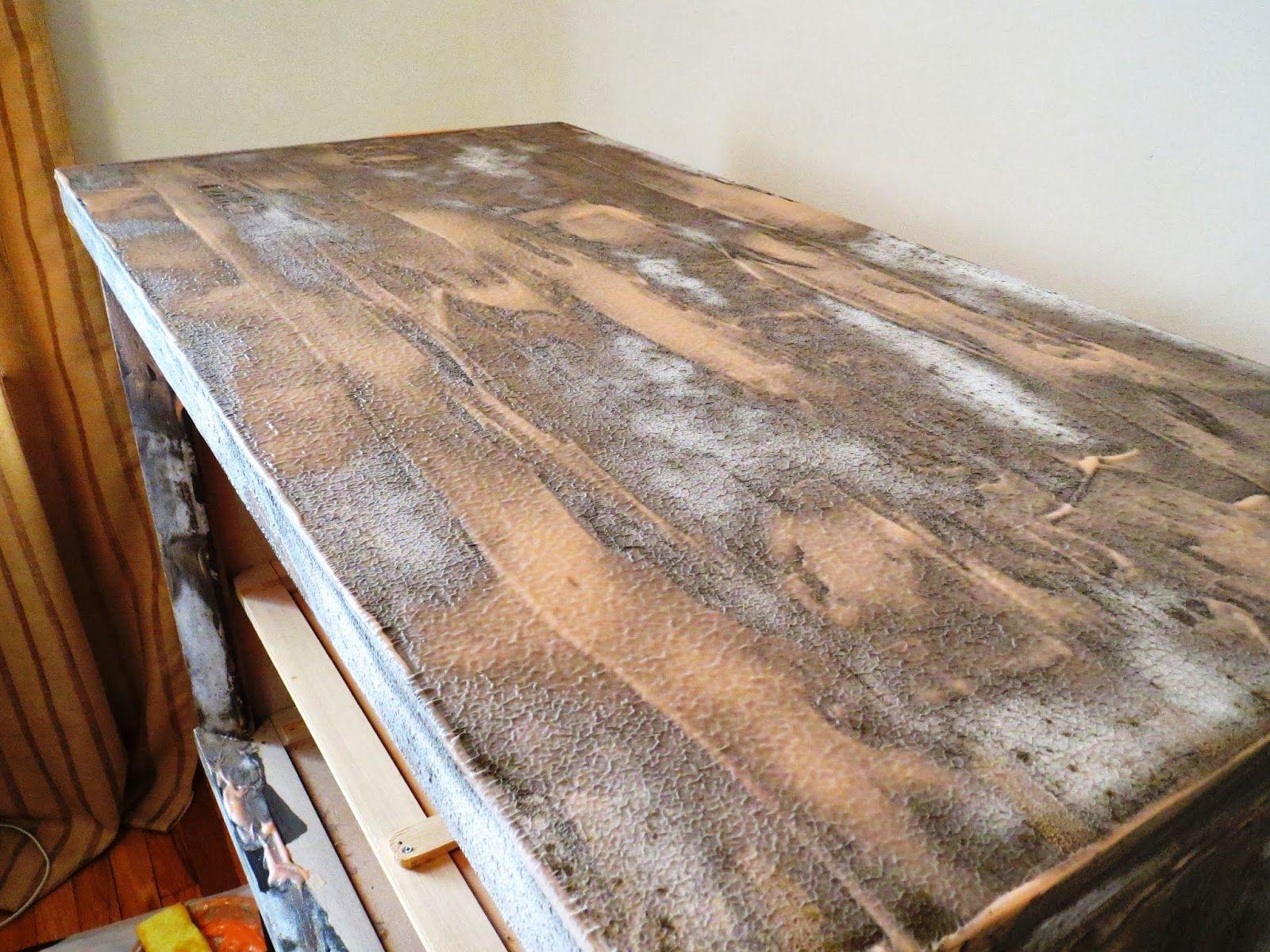 DIY Stripping Furniture- Citristrip