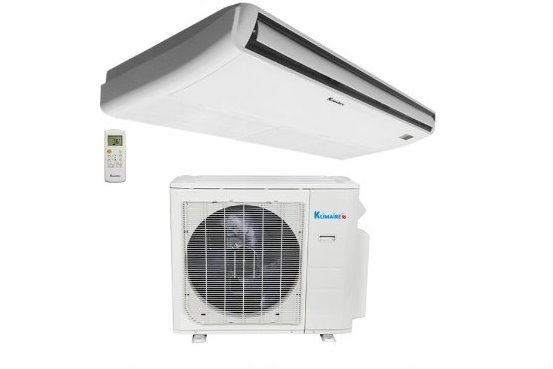 Single Zone 36000 Btu Klimaire Ac Heat Pump Decorative Ductless