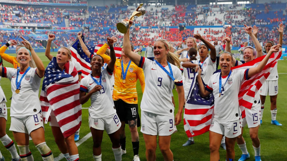 Uswnt Wins 2019 Women S World Cup Breaking Down Usa Soccer S Record Setting Run By The Numbers World Cup Women S World Cup Fifa Women S World Cup