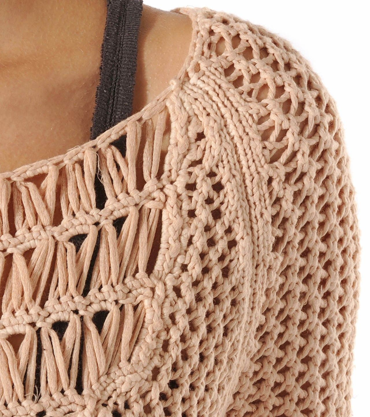 CILAN - broomstick lace meets eyelets | Crochet - 1 of 4 misc ...