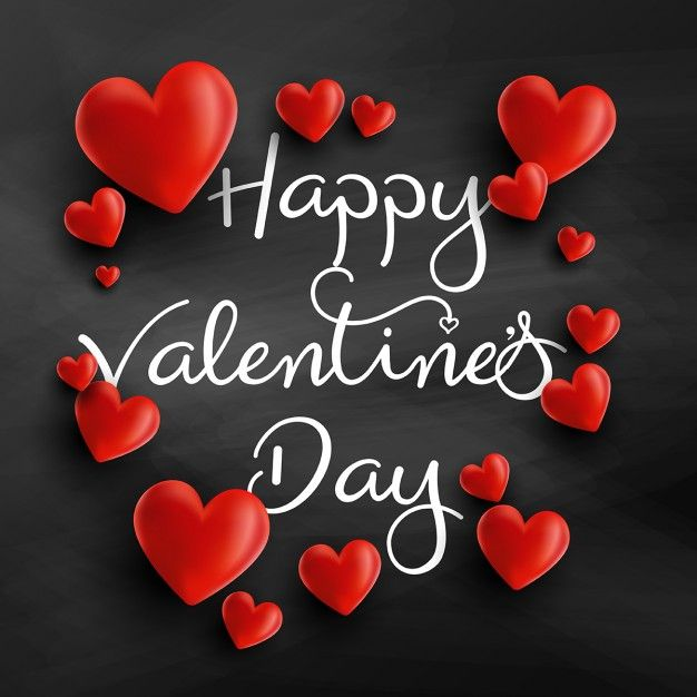 3d心とバレンタインの背景を無料でダウンロード Valentines Day Wishes Happy Valentine Day Quotes Happy Valentines Day Pictures