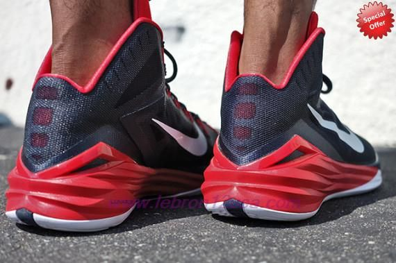 newest aa4e9 6564a Where Can I Buy Cheap Obsidian University Red White 653640-416 Nike  Hyperdunk