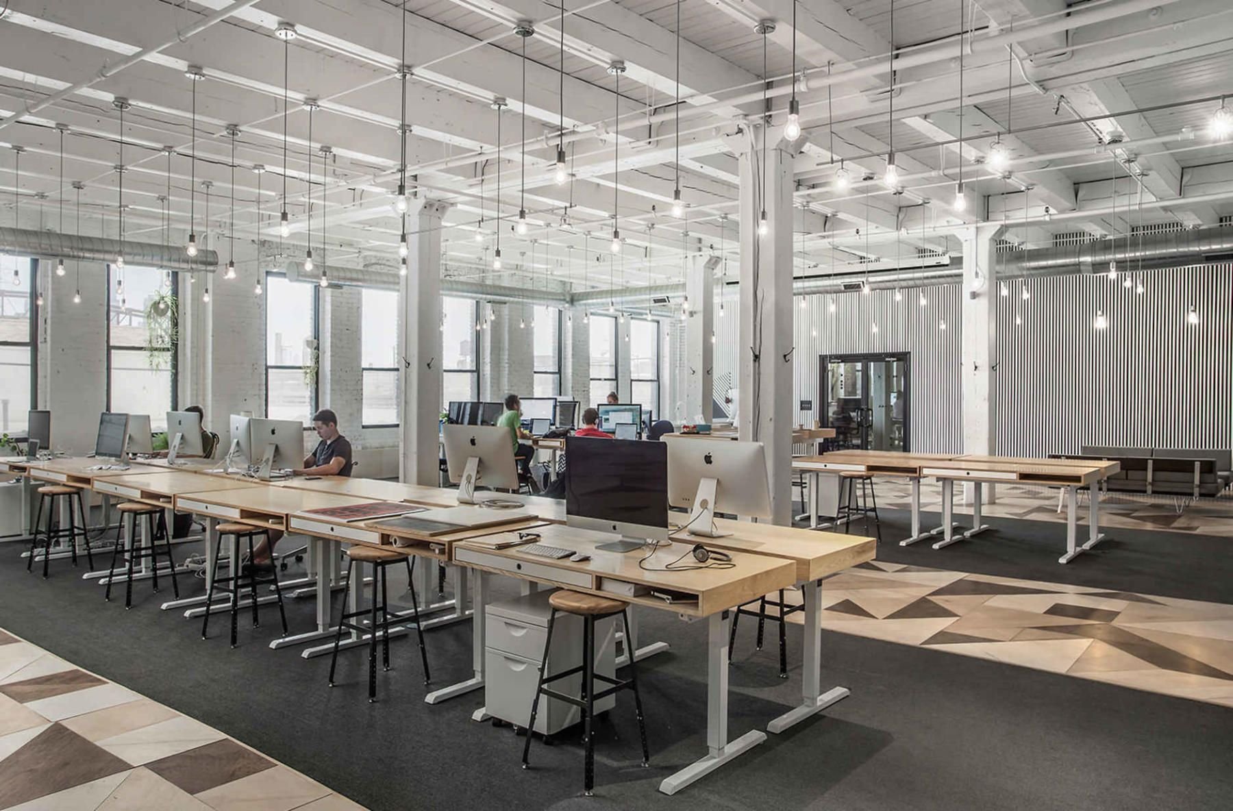 A Beautiful Chicago Based Coworking Space New Office