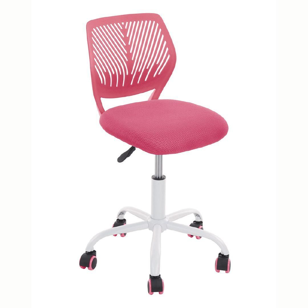 Carnation Student Chair Pink