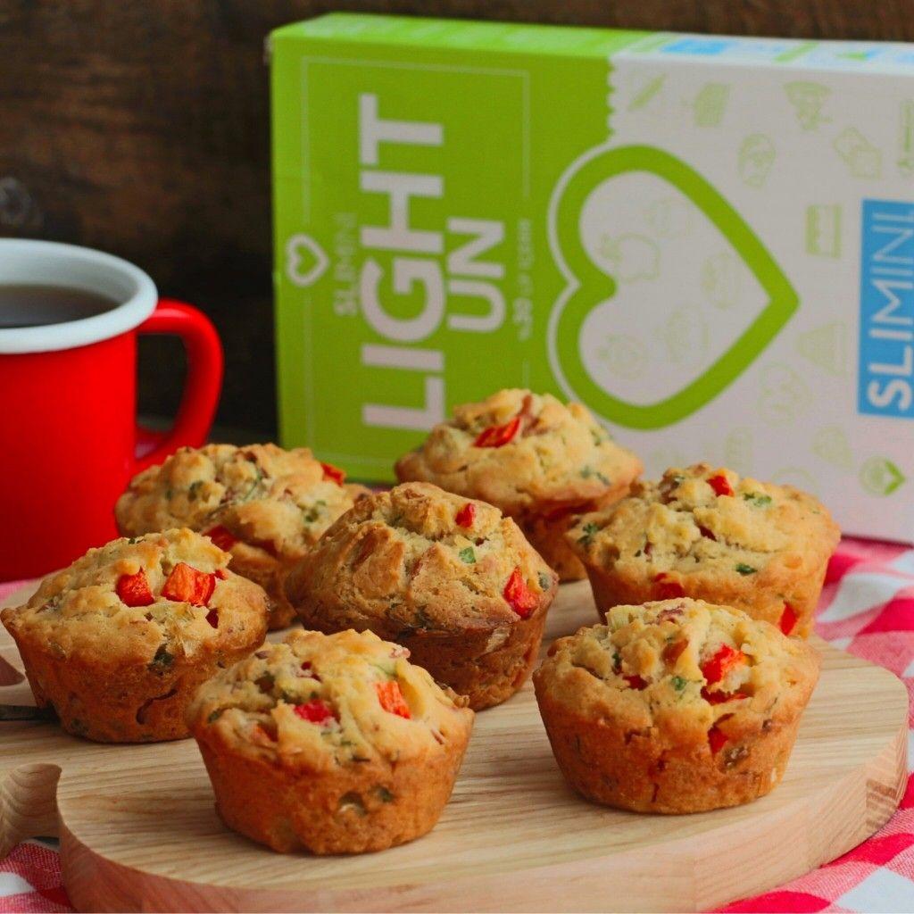 Ispanaklı Kahvaltı Muffinleri