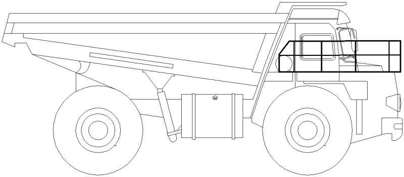 Bloques Autocad Gratis De Alzado Lateral De Dumper Autocad Gratis Autocad Detalles Constructivos