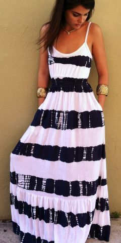 """This maxi definitely has """"summertime"""" written all over it kids:)"""