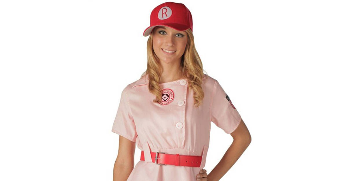 Rockford Peaches Costume: Movies A League Of Their Own Costumes