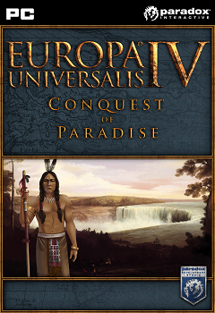 Europa Universalis IV Conquest of Paradise - FLT