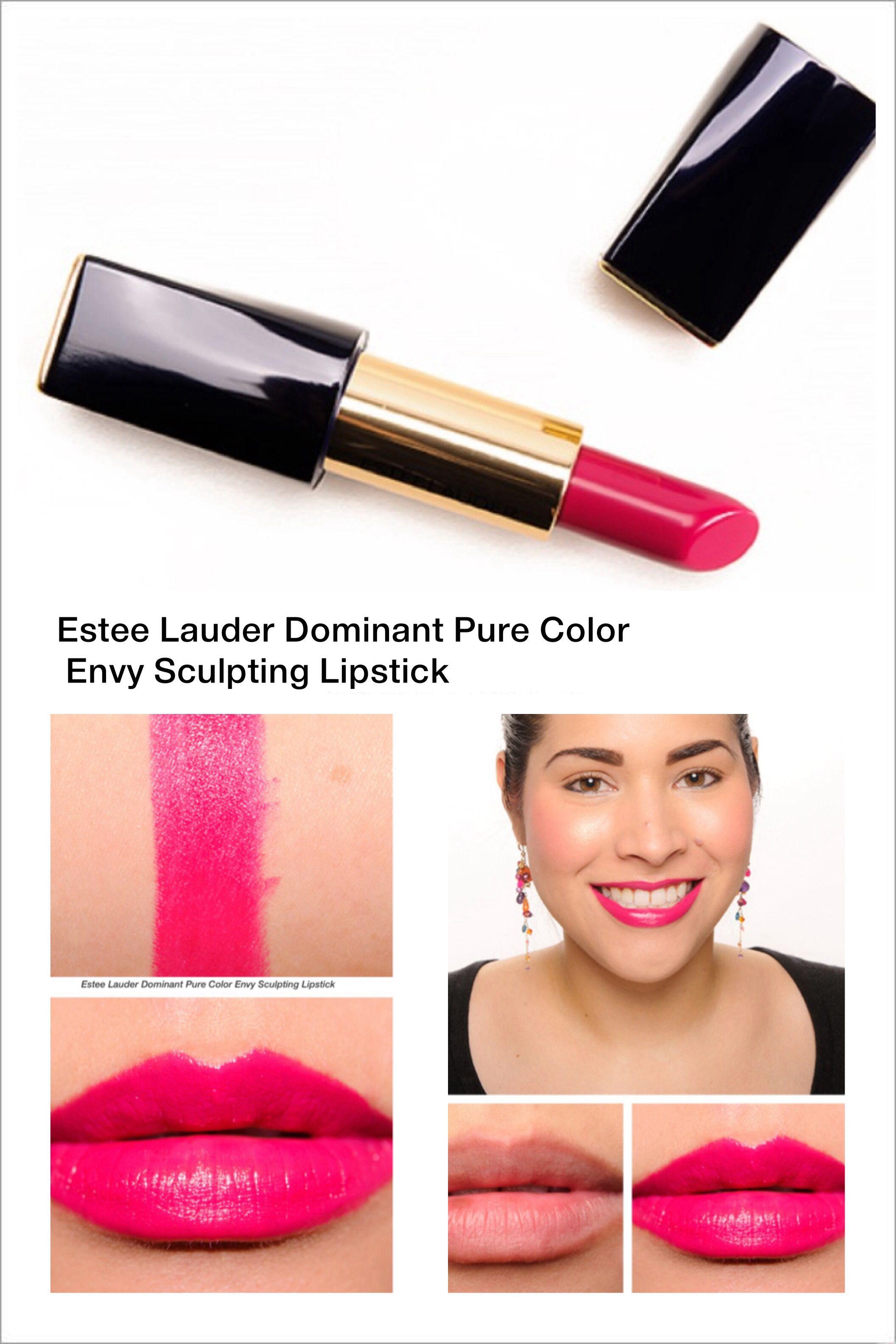 estee lauder dominant pure color envy sculpting lipstick | beauty