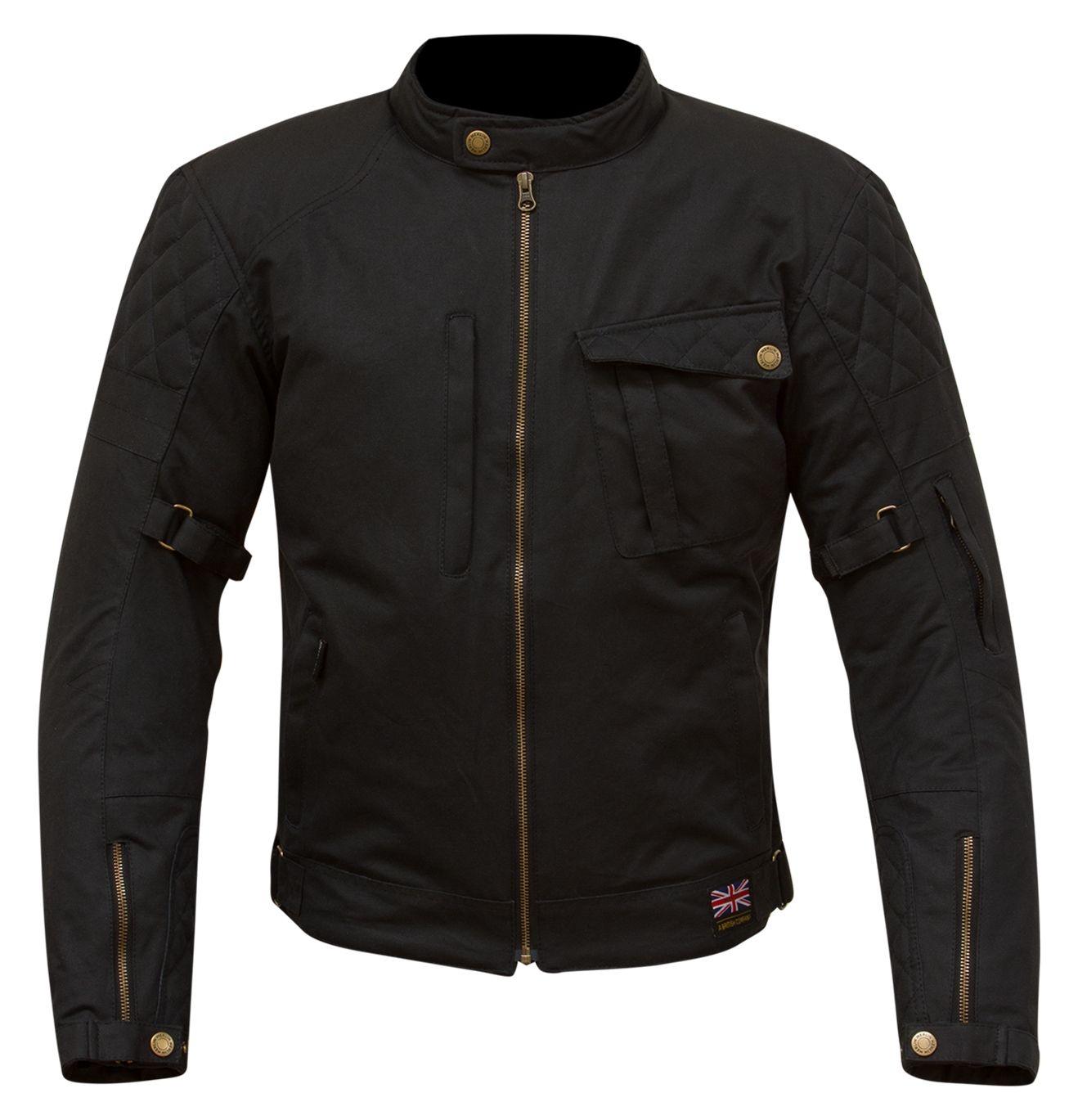 Photo of Merlin Elmhurst Wax Jacket – RevZilla