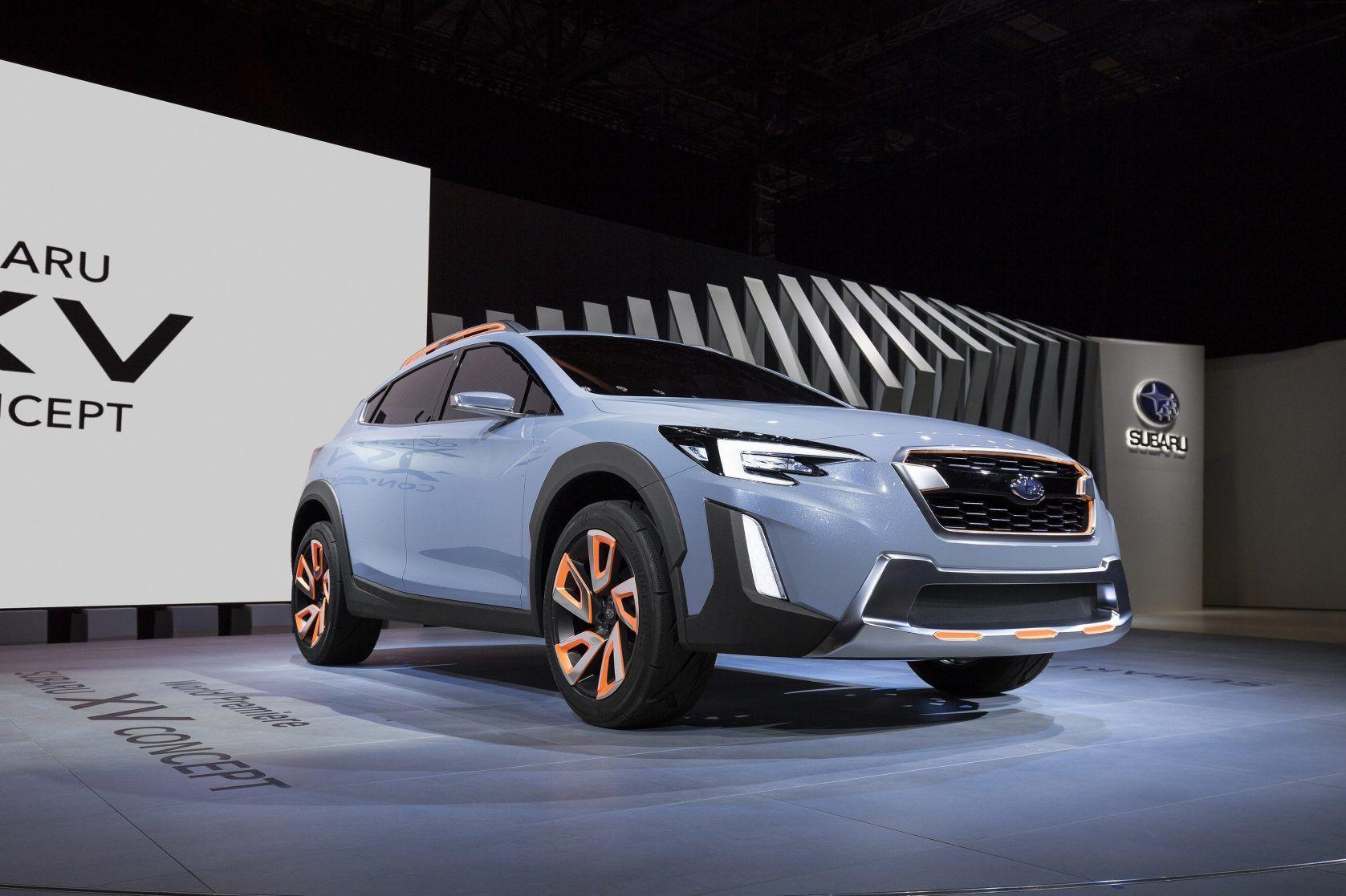 2019 Subaru Crosstrek Hybrid Ev Driving Range Listed By Carb Subaru Crosstrek Subaru Subaru Impreza