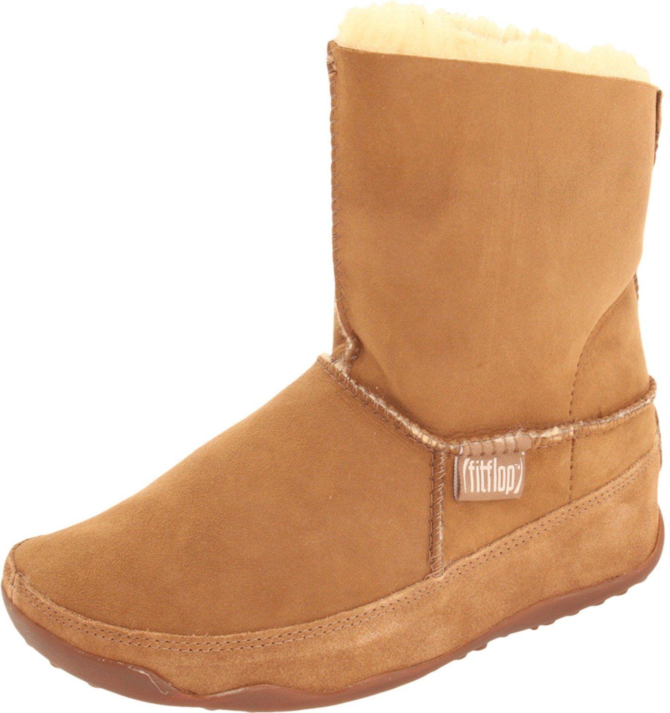 Fitflop boots!! color: chestnut. Women\u0027s ...