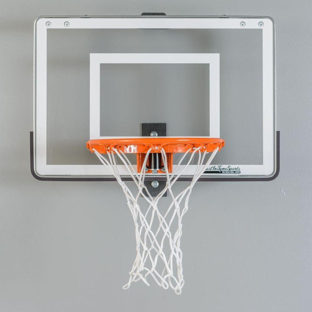 Wall Mounted Mini Basketball Hoop Mini Pro 1.0 Steel Frame ...