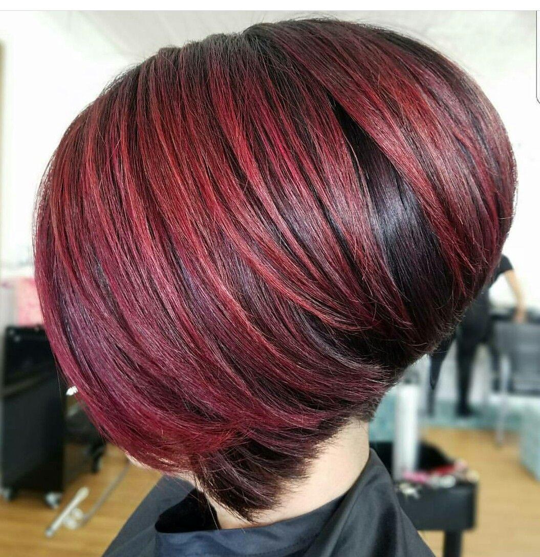 Pin by sonia rojas on cortes de cabello pinterest bobs hair