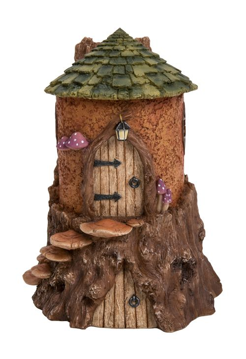 Rustic Stump Cottage $49.99 from Palmers Garden Centre
