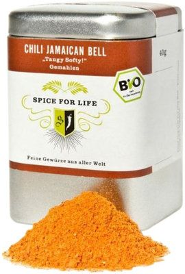 Spice for Life Organic Jamaican Bell Chili