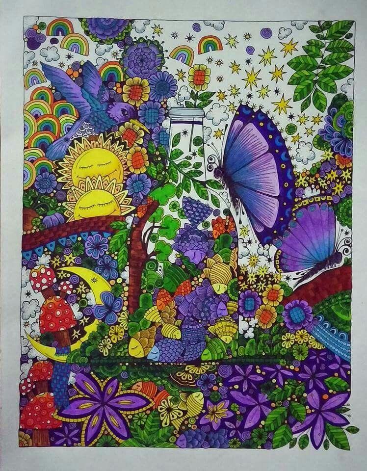 Purples Anns Doodles