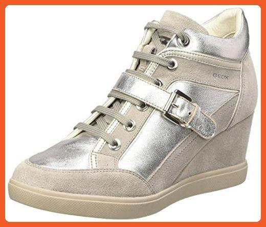 núcleo cocaína Inocente  Geox Women's D Eleni 22 Boot, Silver/Light Grey, 38 EU/8 M US - Boots for  women (*Amazon Partner-Link) | Womens boots, Boots, Women
