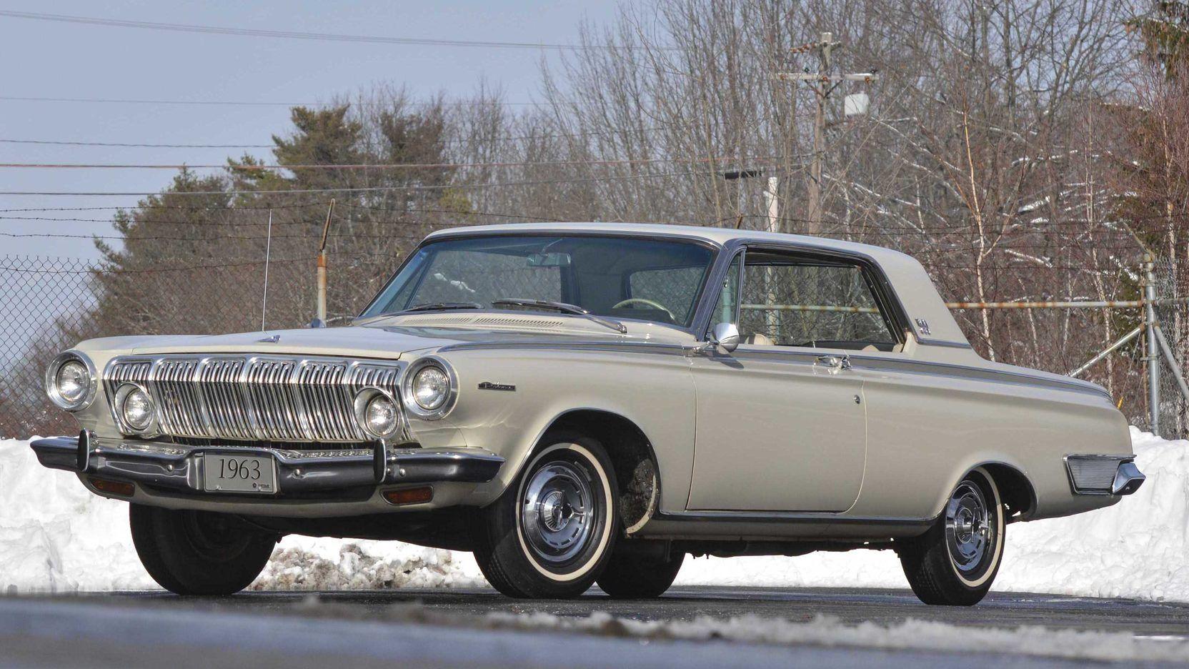 1963 Dodge Polara 500   Classic Cars   Pinterest   Cars, Station ...