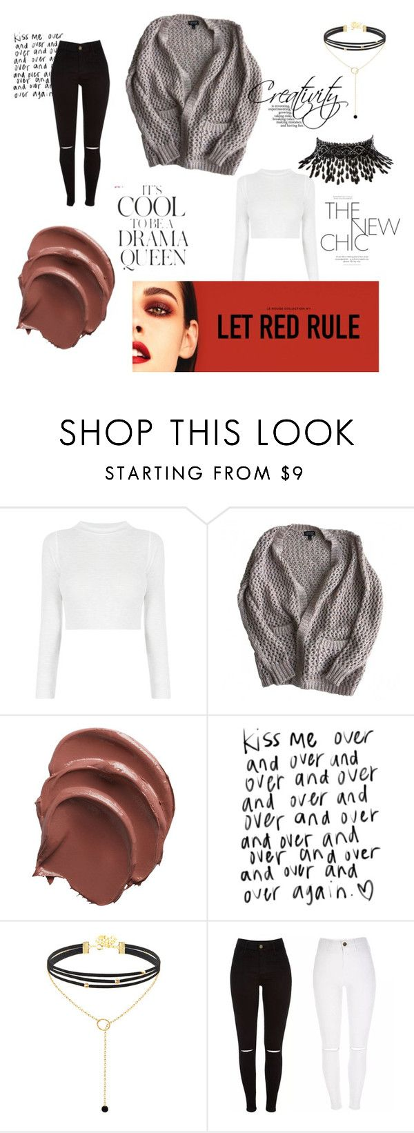 """""""The mood maker"""" by nomikatz ❤ liked on Polyvore featuring Topshop, Chanel, Emma Watson and Amrita Singh"""