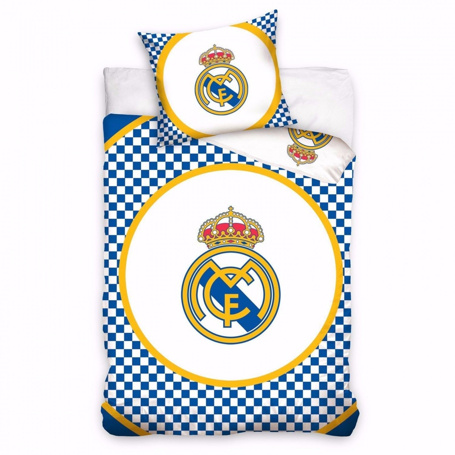 Funda Nordica Real Madrid 160x200cm Fundas Nordicas Pinterest