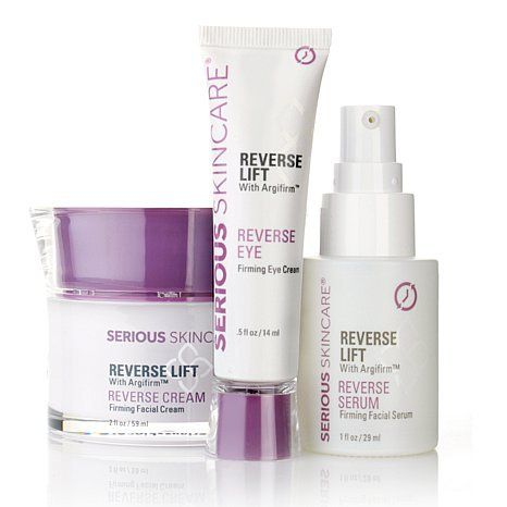 Serious Skincare Reverse Lift Trio Full Sizes You Can Find Out More Details At The Link Of The Image This Is An Affilia Eye Firming Skin Care Facial Cream