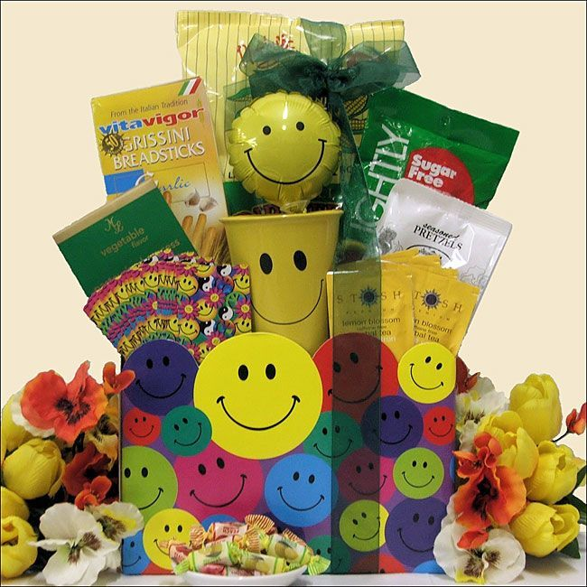 Great arrivals sugar free smiles gift basket yellow products great arrivals sugar free smiles gift basket yellow gourmet gift basketsgourmet negle Choice Image
