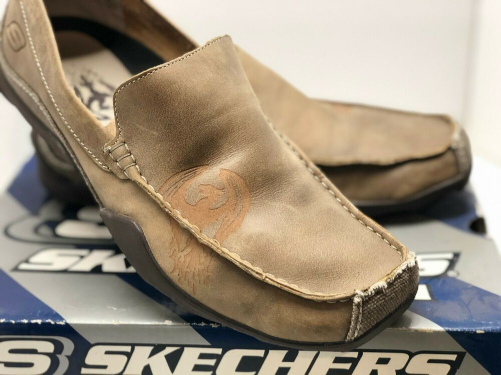 Skechers Genesis Footloose Oxford Style Loafer Mens Shoes Fashion