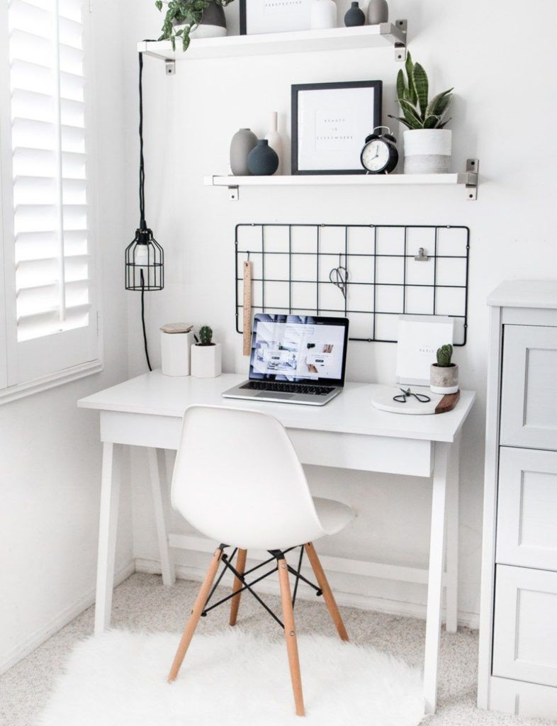 7 Stylish Ways To Make The Most Of A Small Office S