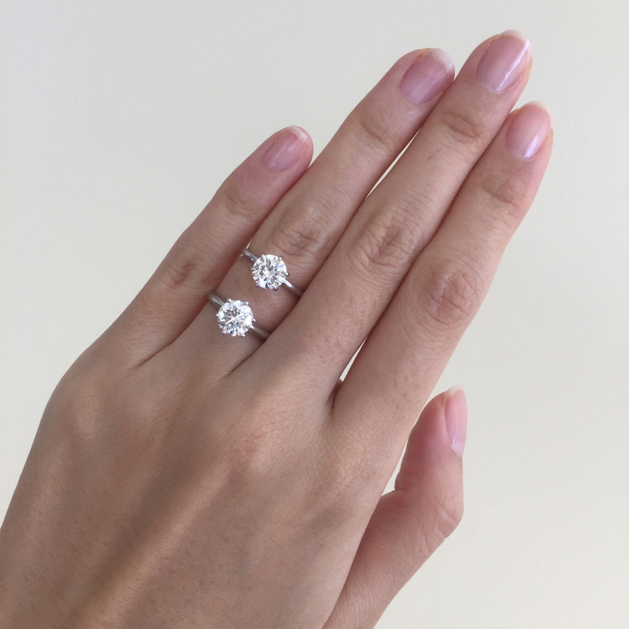 Moissanite vs Diamond 4 Key Differences Engagement
