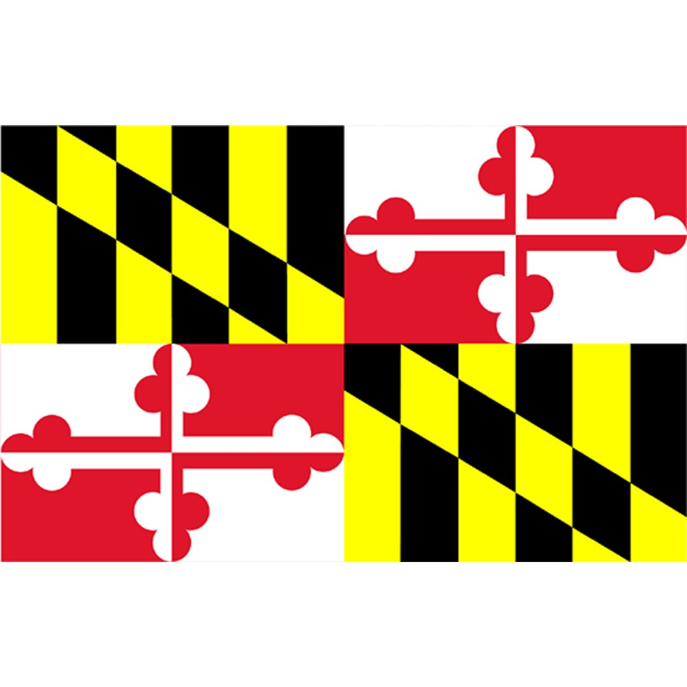 Maryland State Flag 3 X 5 Maryland Flag State Flags Flag