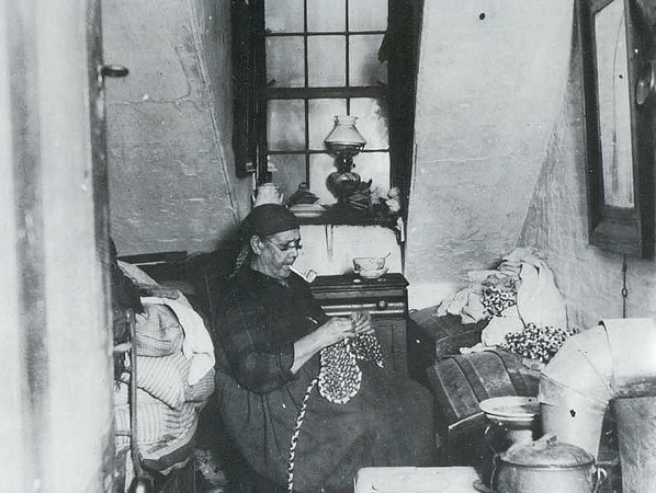 interior of homes of the poor in southwestern United States 1880s - Google Search