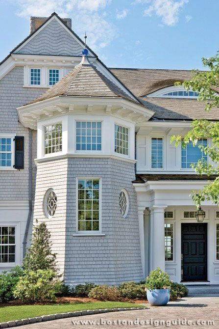 Best Remodeling Choices House Exterior Shingle Style 400 x 300