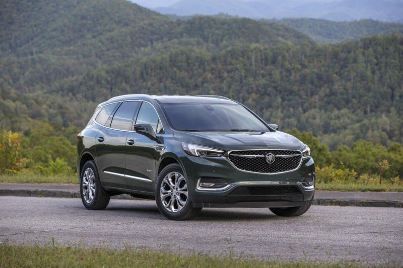 2019 Buick Enclave Changes Avenir Trim Towing Capacity