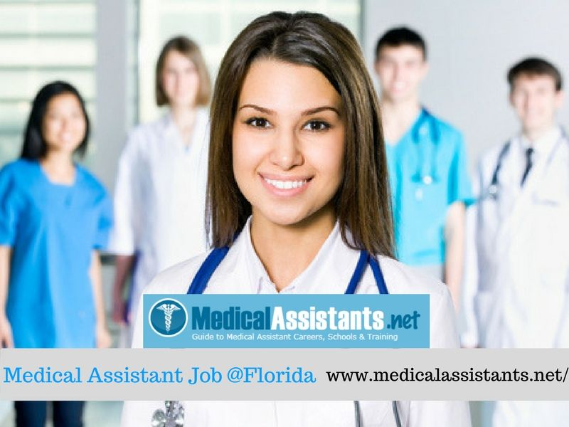 Medical assistant schools florida offers best training in